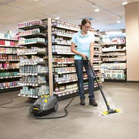 Tisztítás és higiénia a szupermarketekben